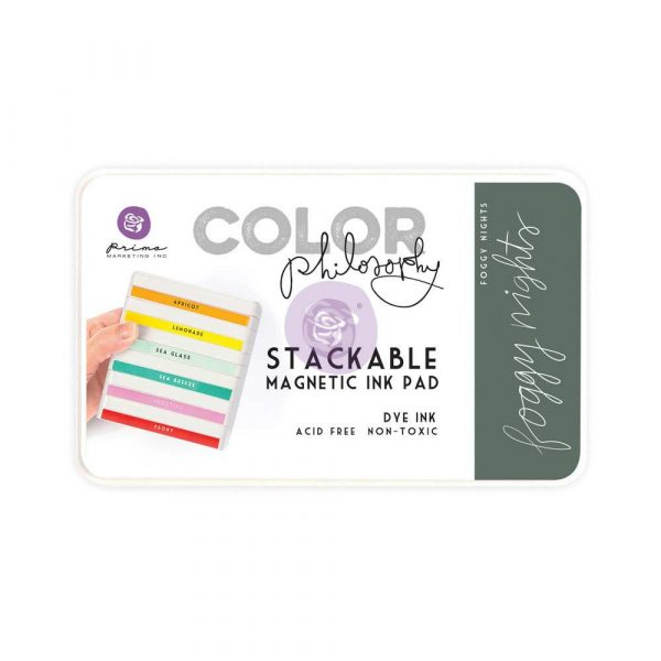 Color Philosophy Stackable magnetic ink pady- Foggy Nights