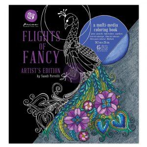 SP Coloring Book - Flights Of Fancy