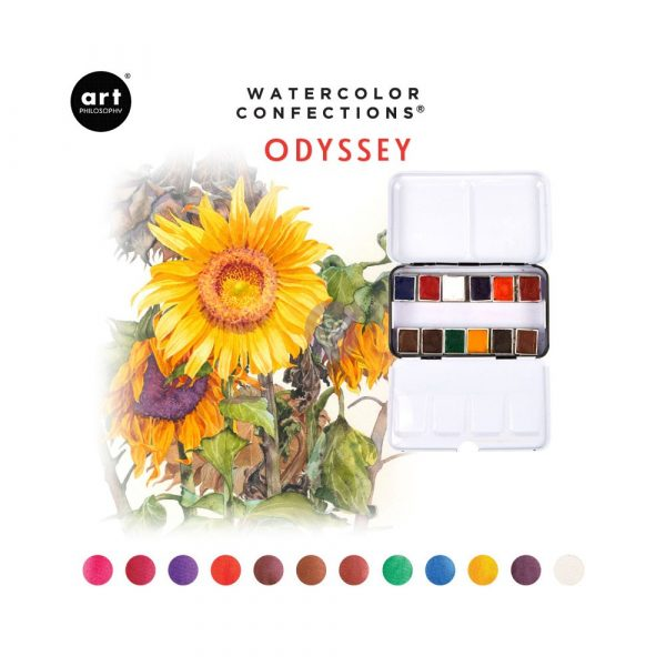 Watercolor Confections® - Odyssey