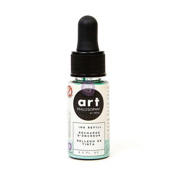 Color Philosophy Ink Refill  0.5fl.oz- Sea Glass