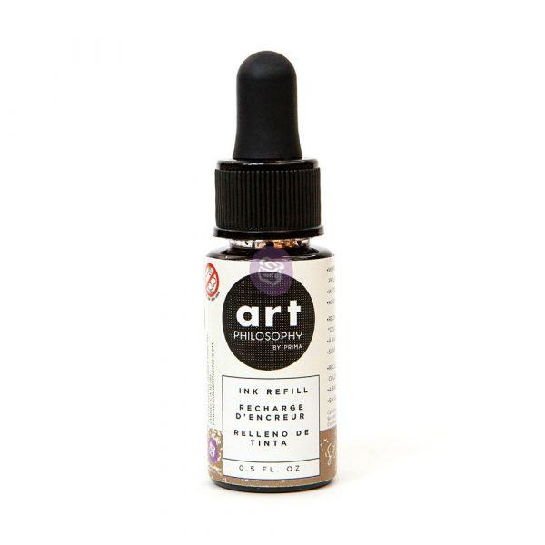 Color Philosophy Ink Refill  0.5fl.oz- Sepia
