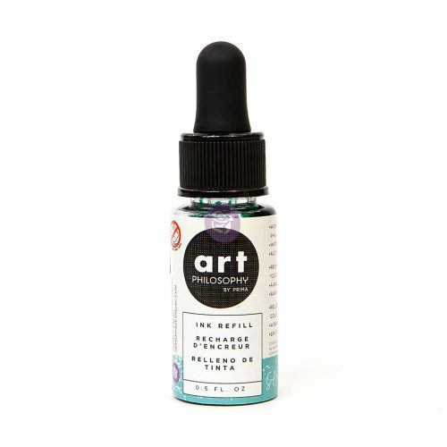 Color Philosophy Ink Refill  0.5fl.oz- Sea Breeze
