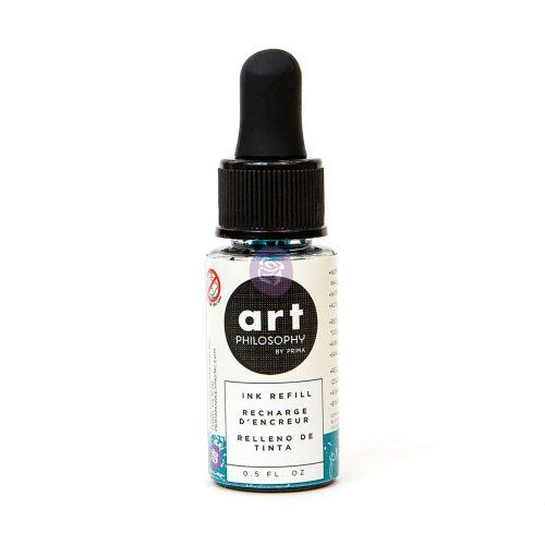 Color Philosophy Ink Refill  0.5fl.oz- Private Lagoon