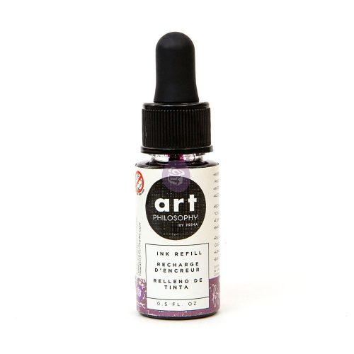 Color Philosophy Ink Refill  0.5fl.oz- Brunch Sangria