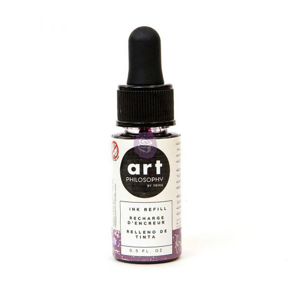 Color Philosophy Ink Refill  0.5fl.oz- Brunch Sangria