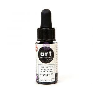 Color Philosophy Ink Refill  0.5fl.oz- Chat Noir