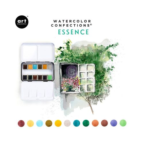 Watercolor Confections® Essence