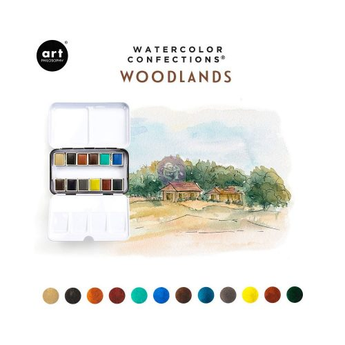 Watercolor Confections® Woodlands
