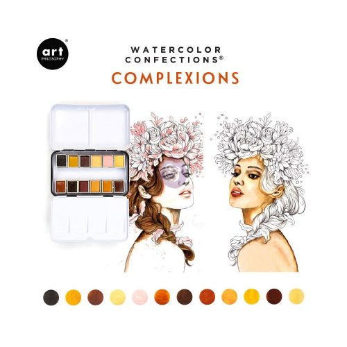 Watercolor Confections® Complexion