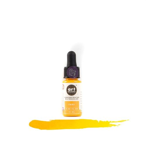 Concentrate watercolor 0.5 fl.oz- Taxi