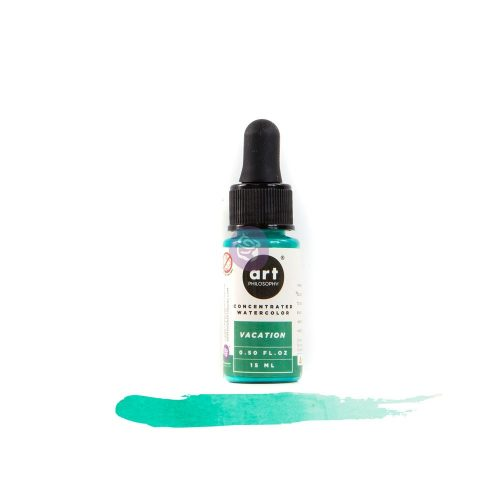 Concentrate watercolor 0.5 fl.oz- Vacation