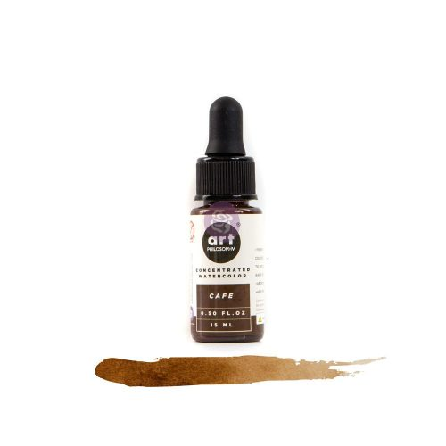 Concentrate watercolor 0.5 fl.oz- Cafe