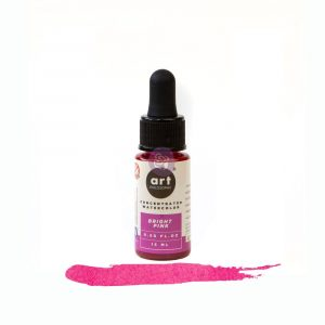 Art Philosophy Concentrated Watercolor 0.5 fl.oz - Bright Pink