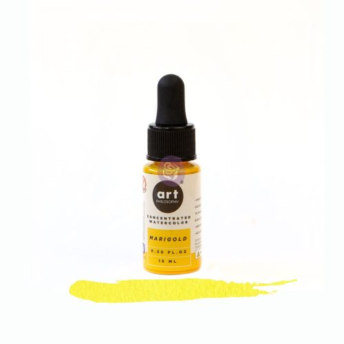 Art Philosophy Concentrated Watercolor 0.5 fl.oz - Marigold