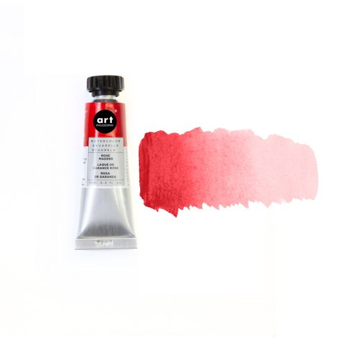 Art Philosophy® Artist Grade Watercolor Tubes - Rose Madder