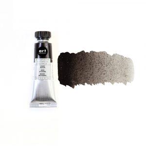 Art Philosophy® Artist Grade Watercolor Tubes - Ivory Black
