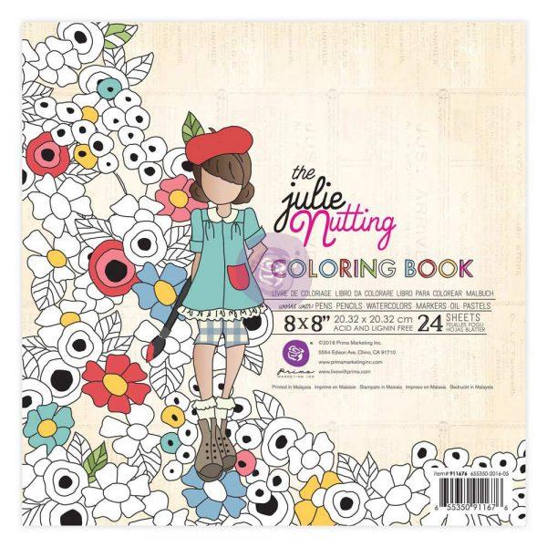 Julie Nutting Coloring Book